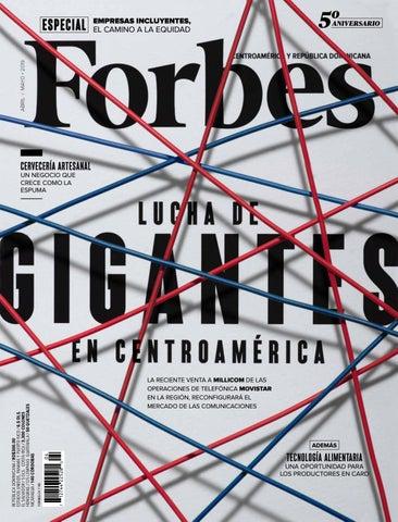 cb61999fd234 Forbes Centroamérica by Forbes México - issuu