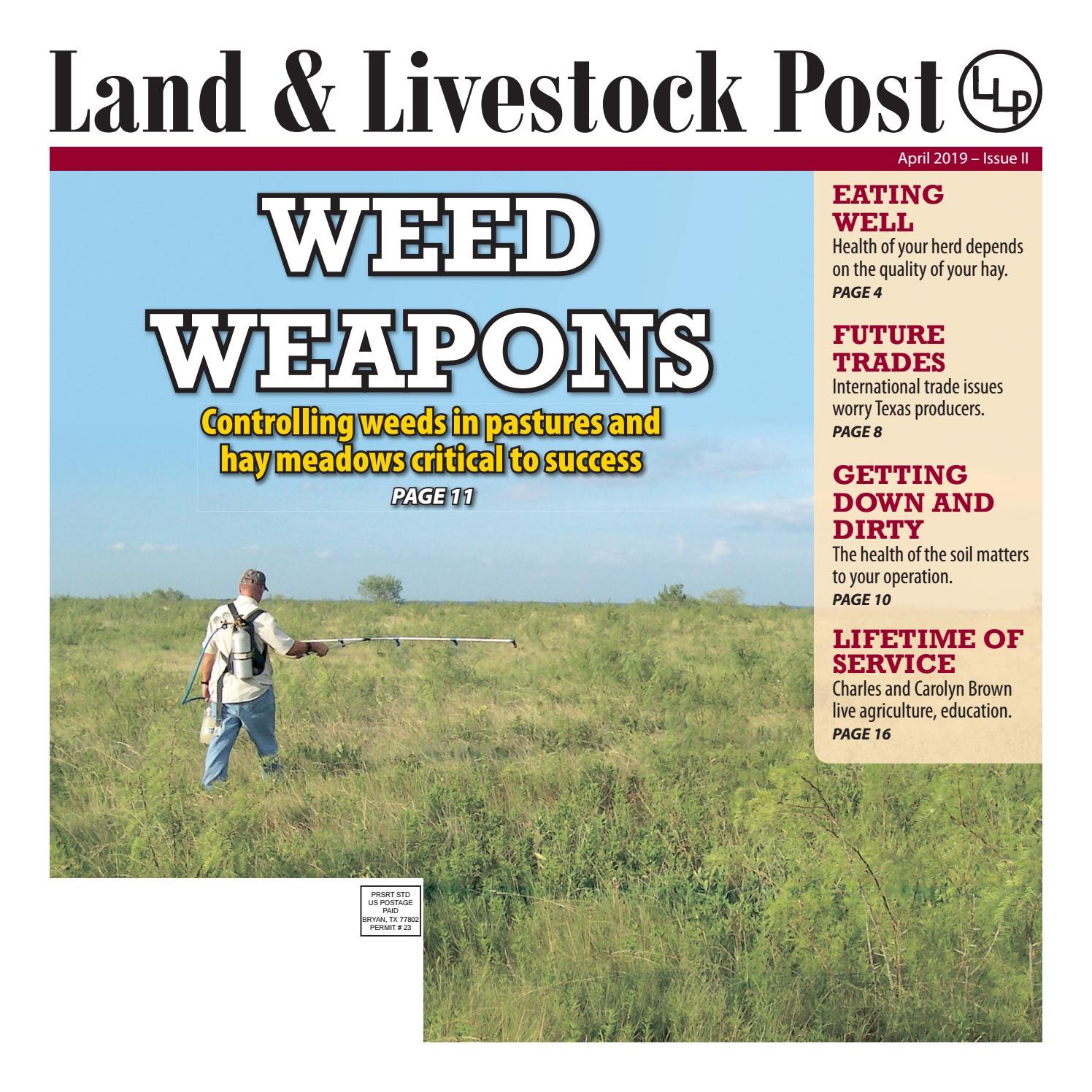 Land and Livestock Post