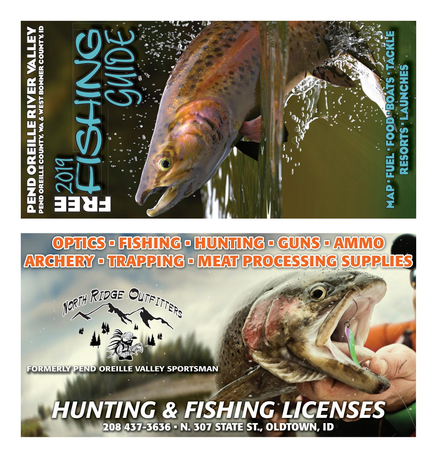 Fishing Guide 2019 by The Newport Miner - issuu