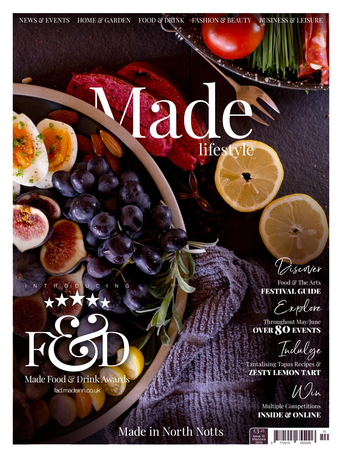 reputable site 39629 ee6be Made lifestyle magazine - Issue 10 by Made Lifestyle Magazine - issuu