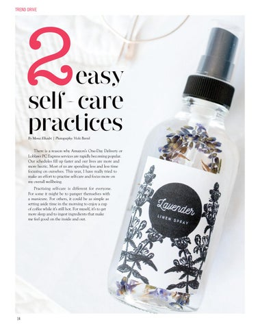 Page 14 of 2 Easy Self-Care Practices