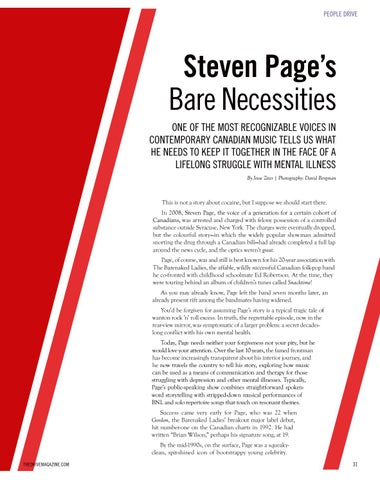 Page 31 of Steven Page's Bare Necessities