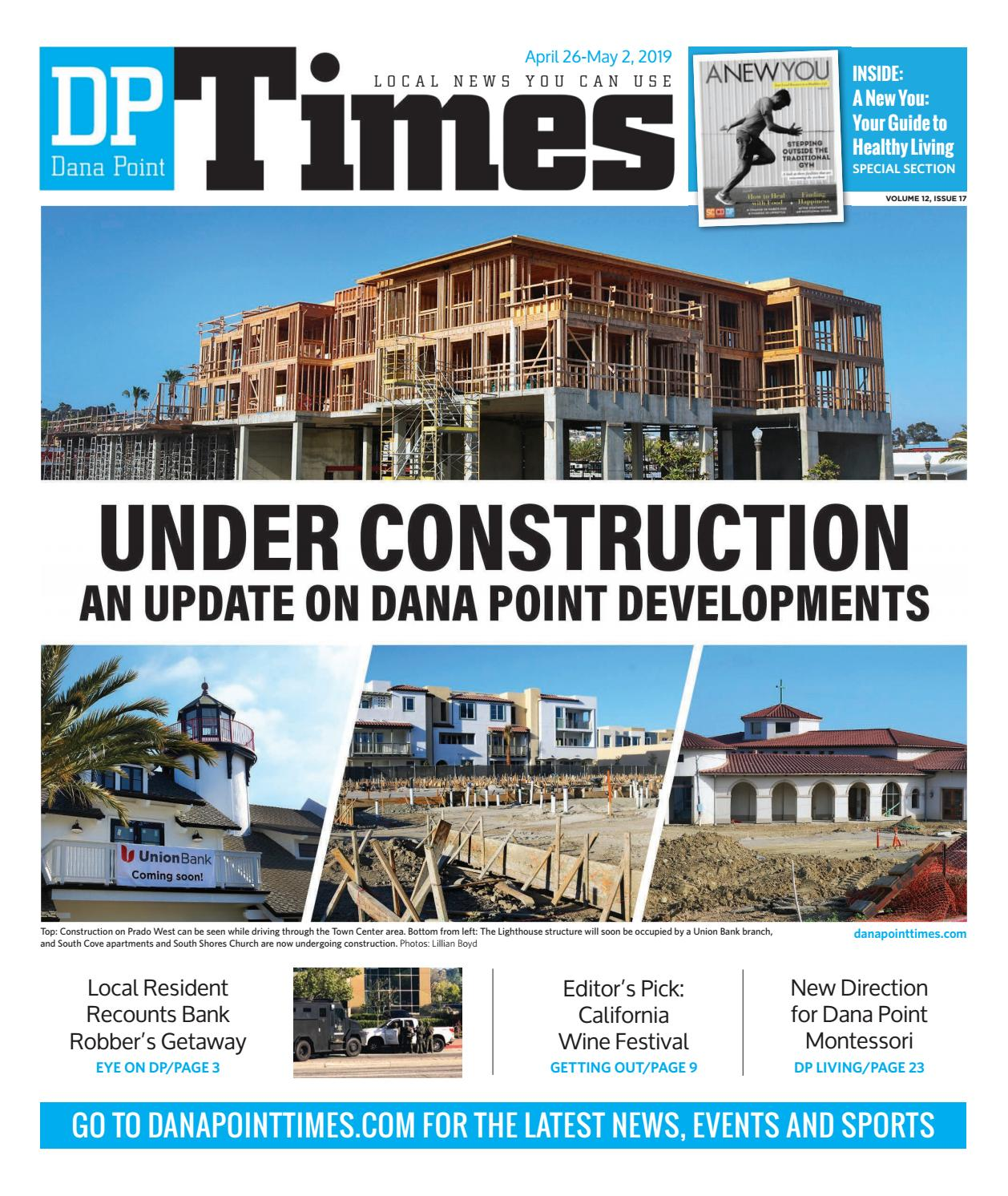 April 26, 2019 by Dana Point Times - issuu