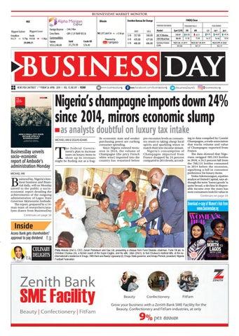BusinessDay 26 Apr 2019 by BusinessDay - issuu