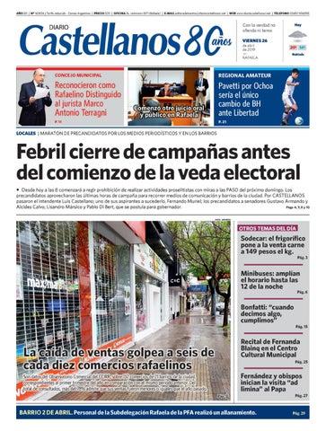 05128de88 Diario Castellanos 26 04 19 by Diario Castellanos - issuu