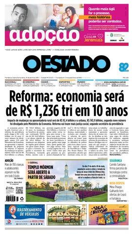 8a246cd0ef 26 04 2019 Edição 23522 by Jornal O Estado (Ceará) - issuu