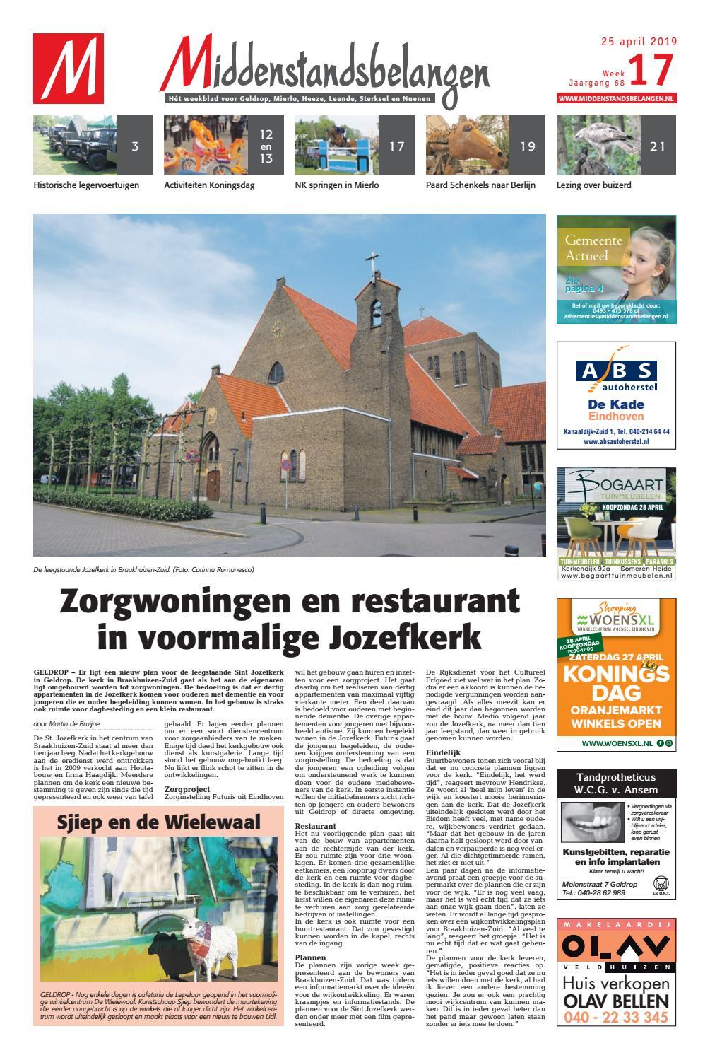 b2017b4a93c Middenstandsbelangen Geldrop 25-04-2019 by Das Publishers! - issuu