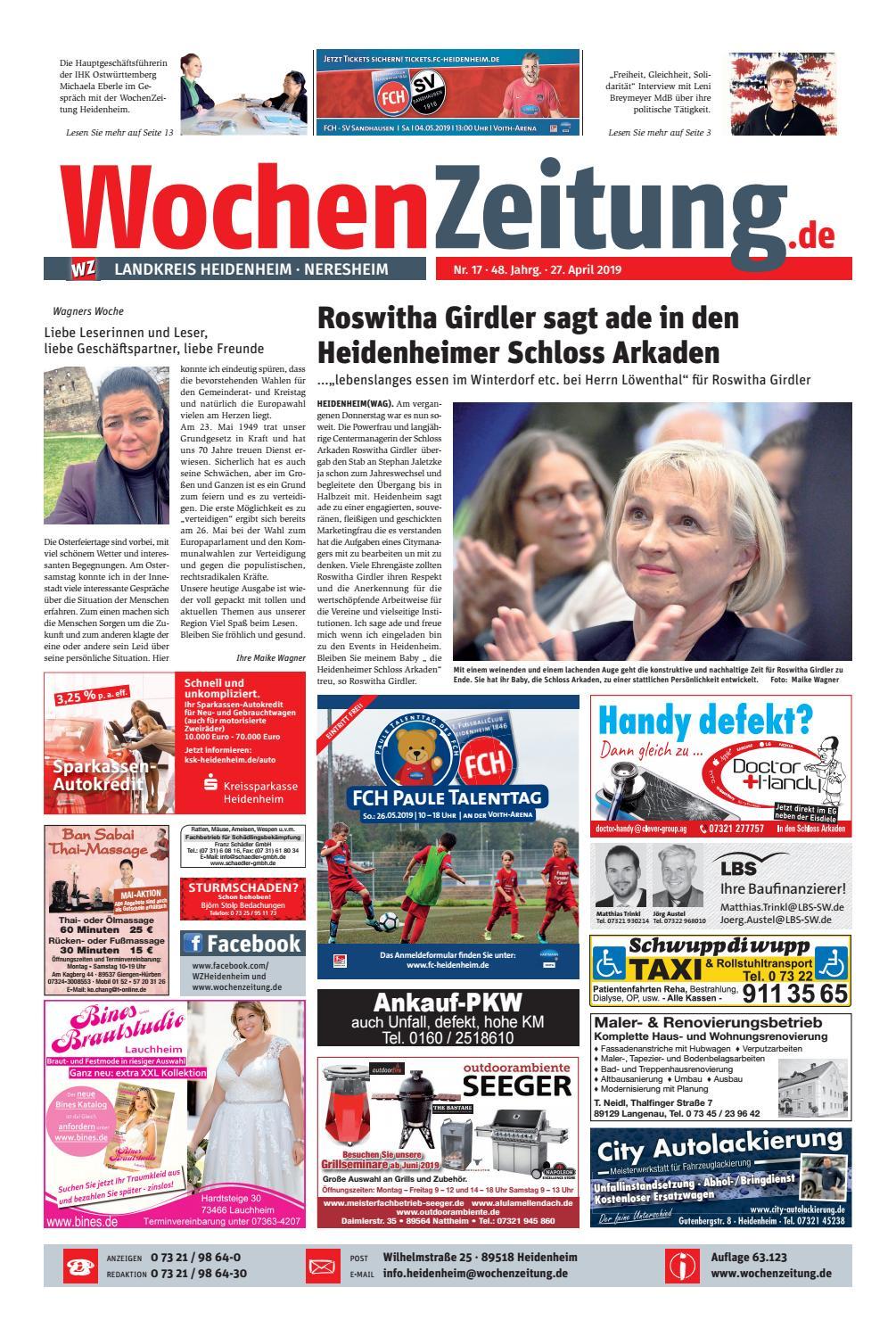 Frauen Heidenheim an der Brenz