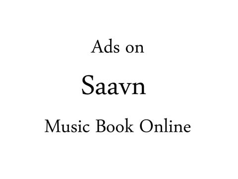 Saavn App - Ad Options, Rates and Booking now at releaseMyAd by