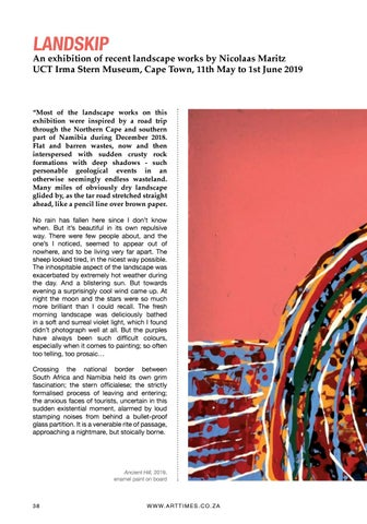 Page 38 of Nicolaas Maritz: Landskap