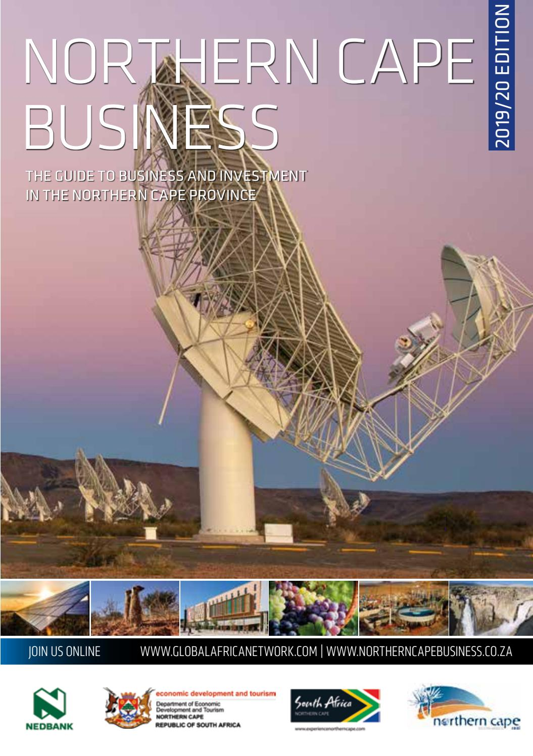 Northern Cape Business 2019/20 edition by Global Africa