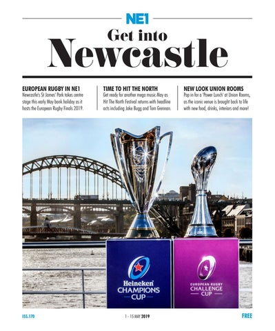 1cedc83ea70 NE1 Get into Newcastle issue 170 by Remember Media limited - issuu