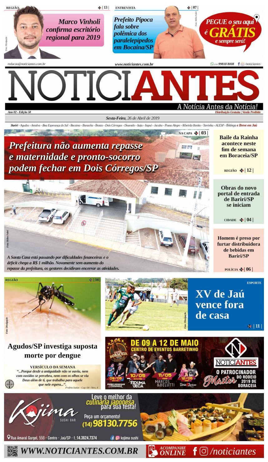 388151879 Jornal Noticiantes - Edição 058 by Jornal Noticiantes - issuu