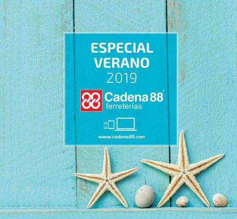 af7f001c Catalogo Especial Verano 2019 - Cadena 88 - Ferreterias Pinto