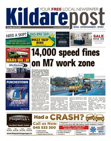 d67aca04d7cda6 April 25 Kildare Post by River Media Newspapers - issuu