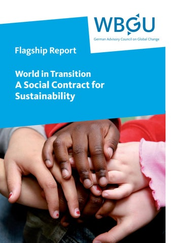 run shoes biggest discount low price WBGU Flagship Report: World in Transition – A Social ...
