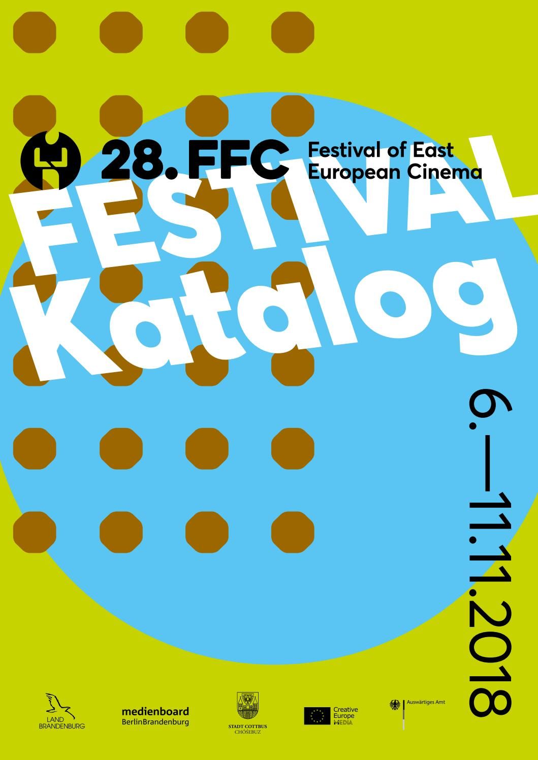 28 Filmfestival Cottbus Katalog Catalogue By Filmfestival