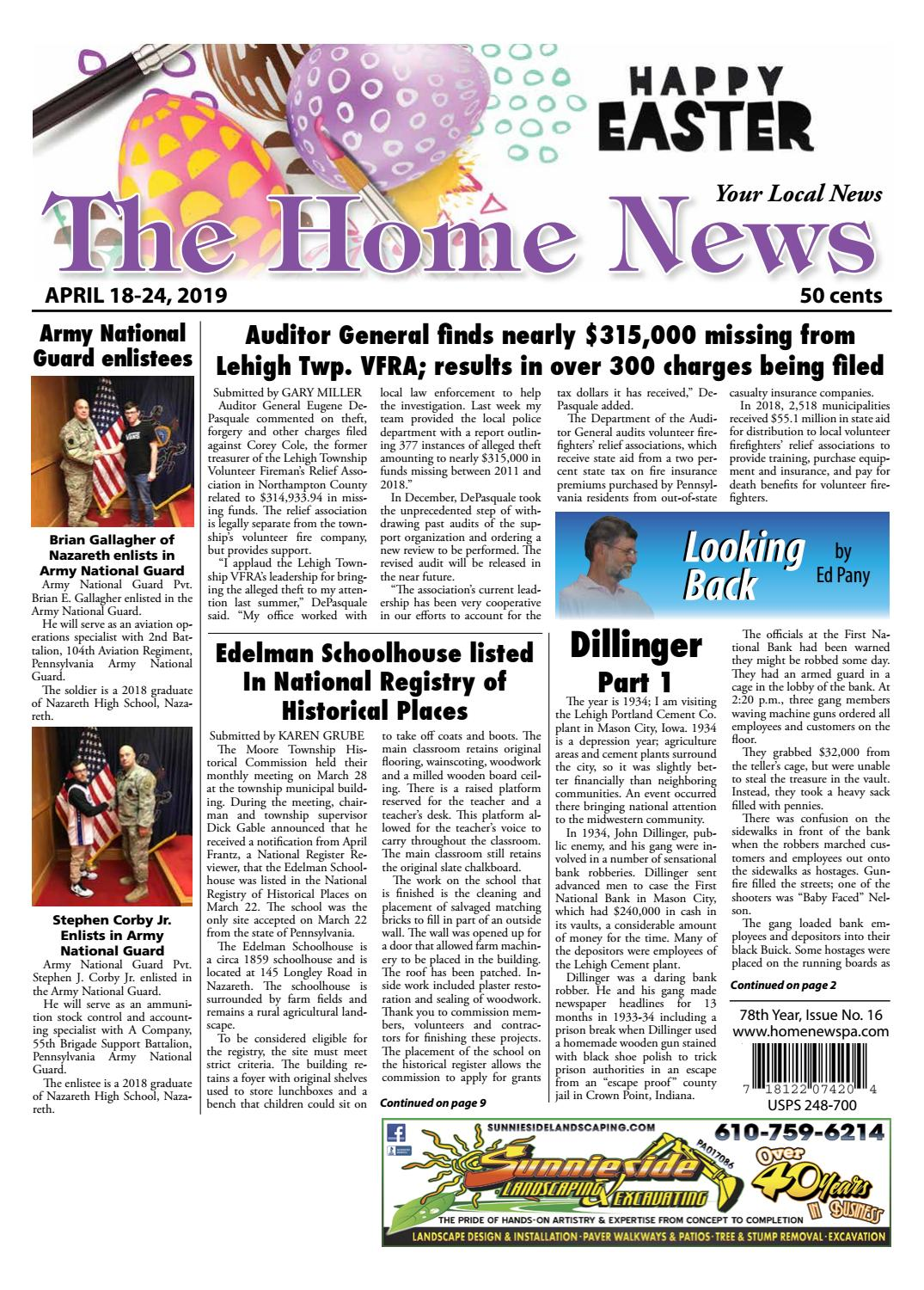 The Home News April 18 by Innovative Designs & Publishing, Inc  - issuu