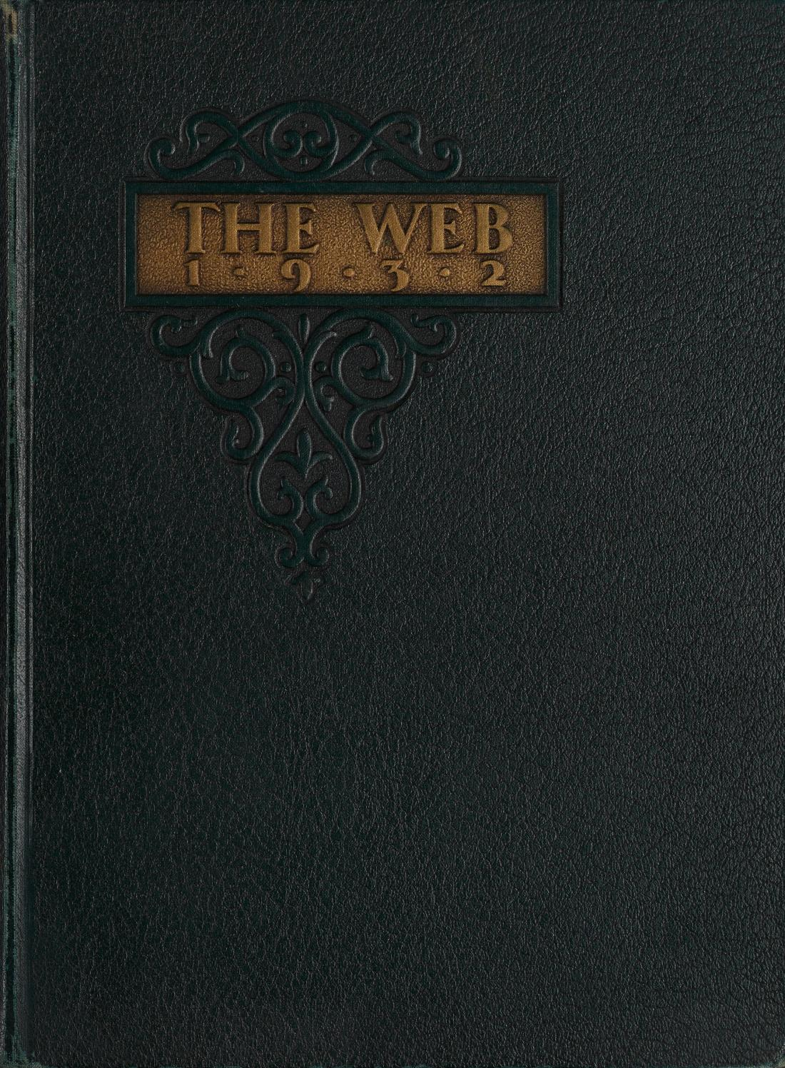 The Web - 1932 by UR Scholarship Repository - issuu