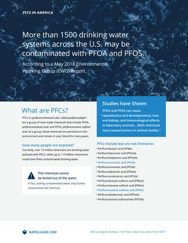 Page 2 of What Are PFCs?
