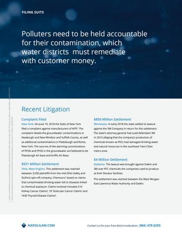 Page 5 of Recent PFC Litigation