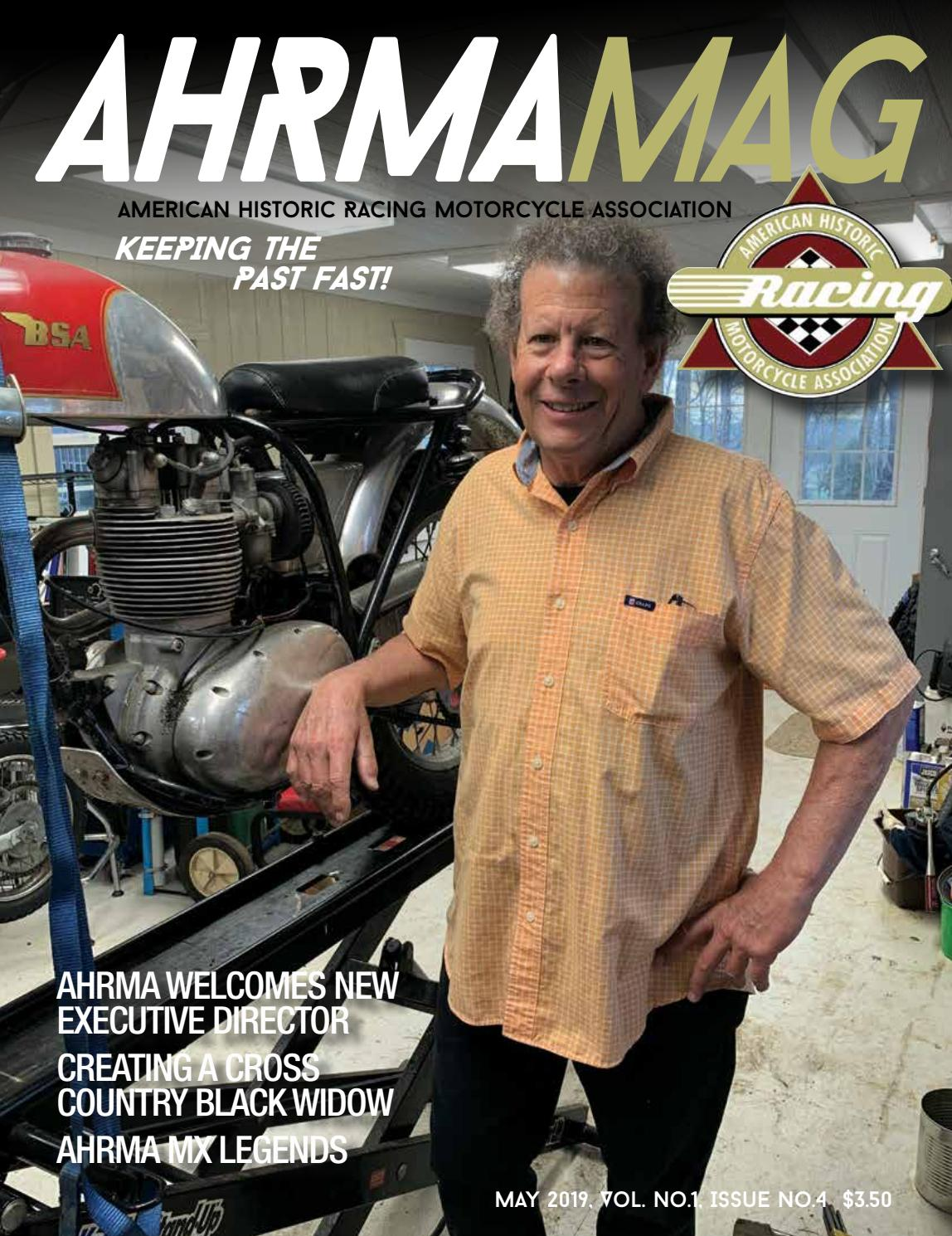 AHRMA Mag, May 2019 Vol No 1 Issue No 4 by ahrma - issuu