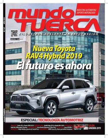 c4a4b7544 Revista Mundo Tuerca N° 137 by MundoTuerca - issuu