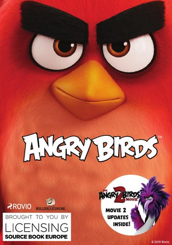 Bulldog Licensing Angry Birds 2019 By Max Media Group Issuu