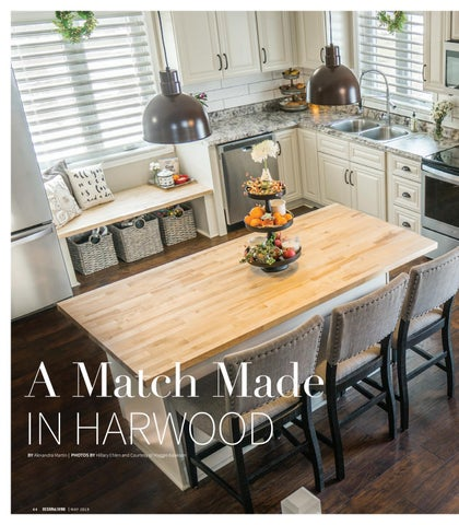 Page 46 of On the Flip Side: A Match Made in Harwood