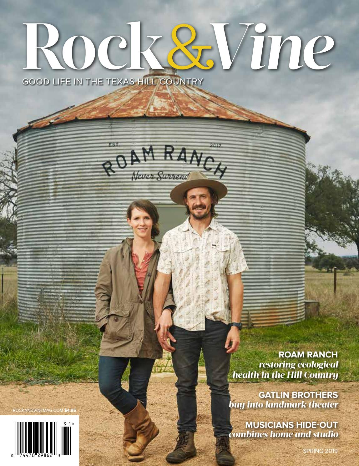 American Pie Una Fiesta En Pelotas rock & vine magazine - spring 2019