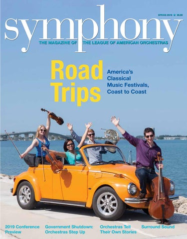 Symphony Spring 2019 by League of American Orchestras - issuu