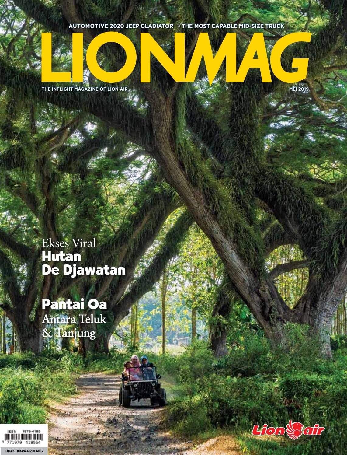 LIONMAG MEI 2019 By Bentang Media Nusantara Issuu