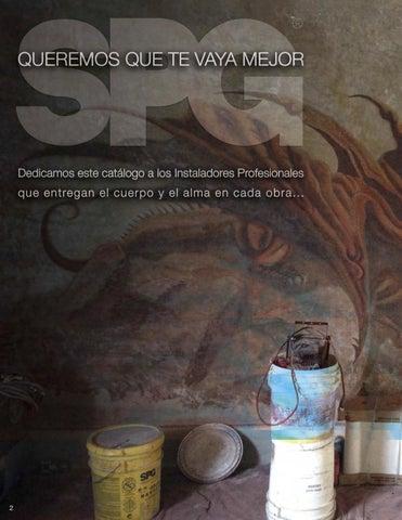 Page 2 of ¡¡Nuevo Catálogo SPG!!