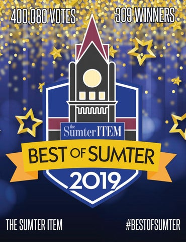 Best of Sumter 2019 by The Sumter Item - issuu