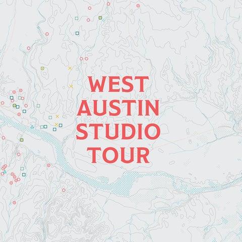 0836b12b4 West Austin Studio Tour 2019 by Big Medium - issuu