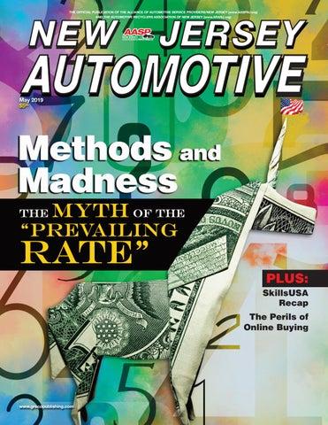 New Jersey Automotive May 2019 by Thomas Greco Publishing