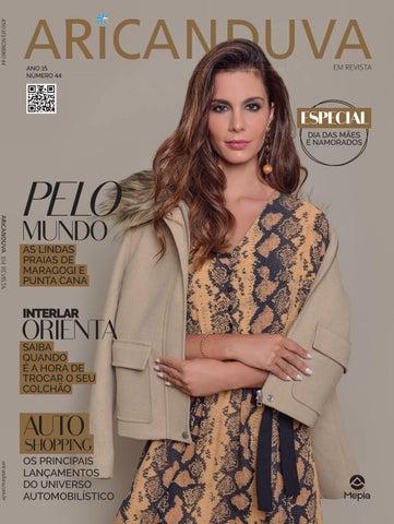 0cec20847 Aricanduva em Revista - Especial Mães e Namorados   Edição 44 by ...