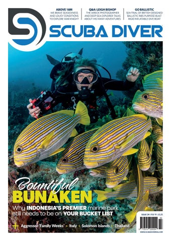 7a0b1450 Scuba Diver February 2019 by scubadivermag - issuu