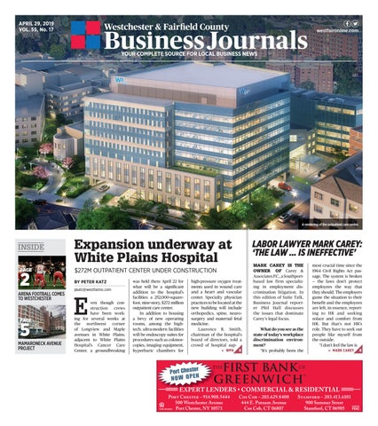 bda1e0a2a5a Westchester and Fairfield County Business Journals 042919 by Wag ...