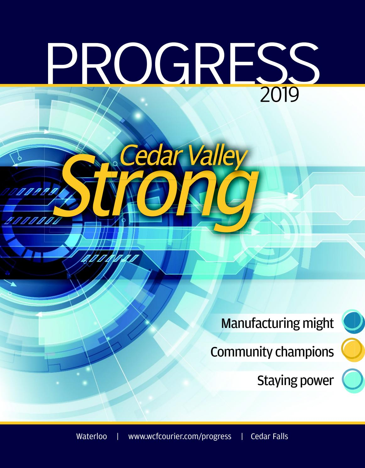 Progress 2019 by Waterloo-Cedar Falls Courier - issuu