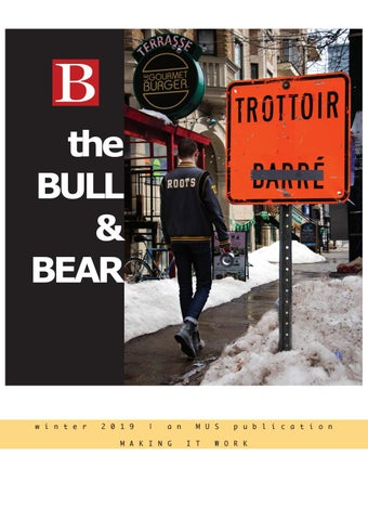 The Bull & Bear | Winter 2019 - Making it Work by The Bull & Bear