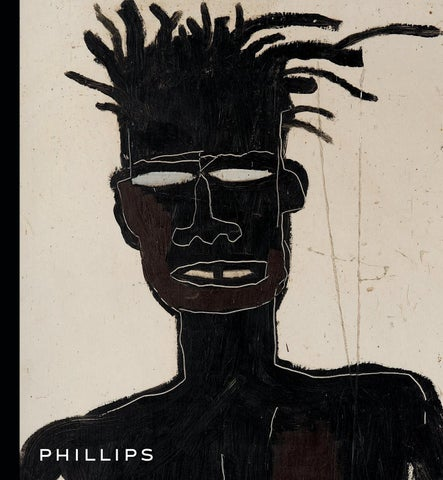 1ae71cd2b0386 20TH CENTURY   CONTEMPORARY ART EVENING SALE  Catalogue  by PHILLIPS ...