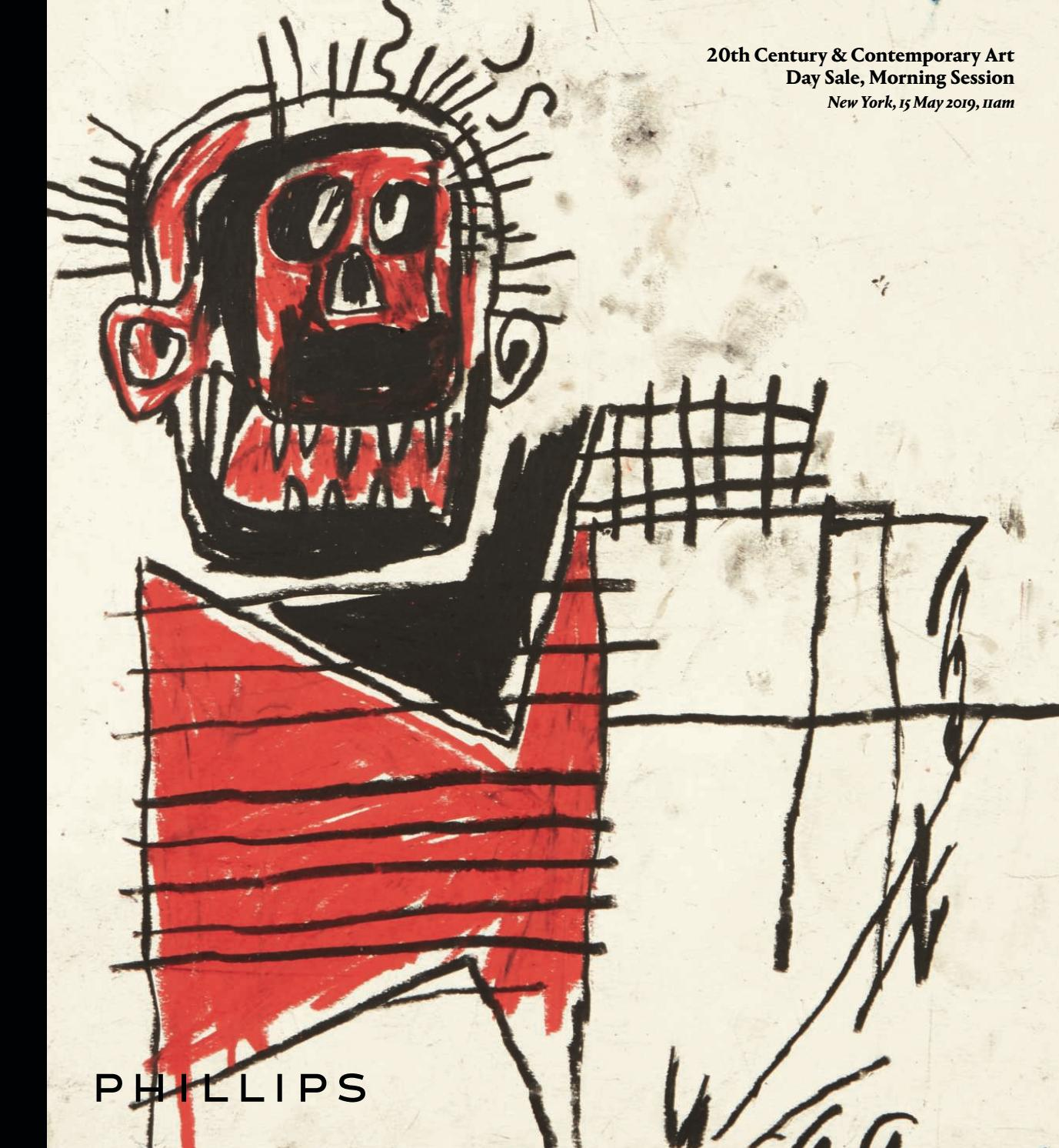 20th Century Contemporary Art Day Sale Morning Session Catalogue By Phillips Issuu