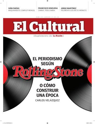 d1e455a36 El Cultural 197 by La Razón De México - issuu