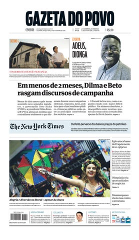 acffab3e5 Jornal Gazeta do Povo nº 31.132 by Portal Academia do Samba - issuu