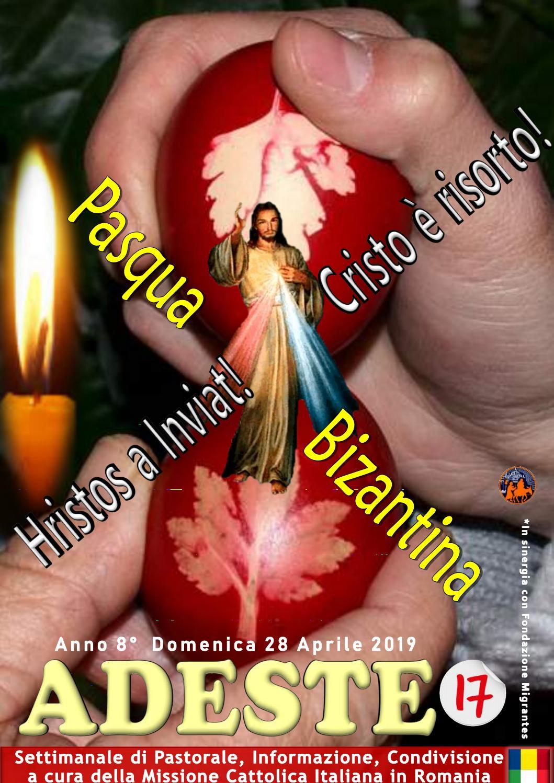 Calendario Romena 2019.Adeste Nr 17 Domenica 28 Aprile 2019 By Italiani Romania