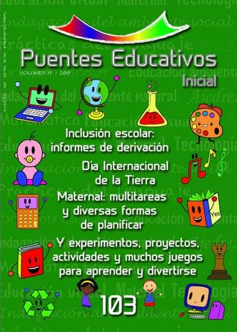 Puentes Educativos Nivel Inicial Nro 103 By Marcelo Lafuente Issuu