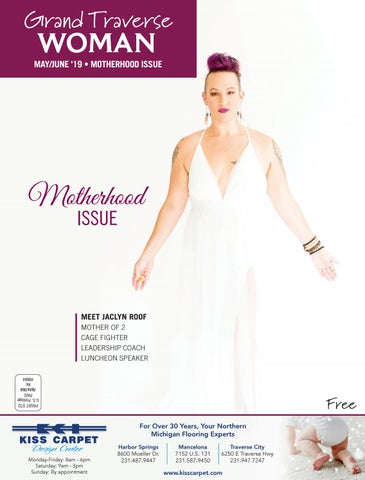 77520453fcf GTWoman May/June 2019 Issue by Grand Traverse Woman Magazine - issuu