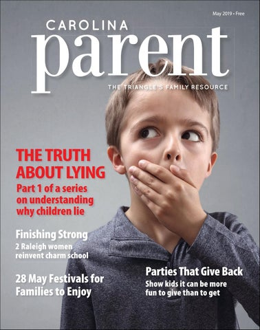 Carolina Parent Raleigh May 2019 by Morris Media Network - issuu