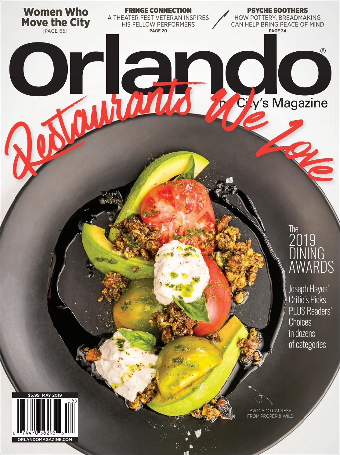 Orlando Magazine May 2019 by Morris Media Network - issuu